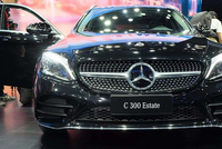 2018广州车展丨梅赛德斯-奔驰C300 Estate亮相