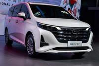 传祺最新MPV,中国设计师操刀!比奥德赛霸气,途安要彻底凉了