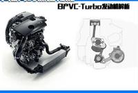 节油同时保证性能 日产VC-Turbo发动机解析
