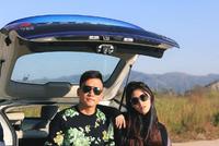 玩转跨界新姿态,自驾启辰T90畅游云南嘉丽泽。
