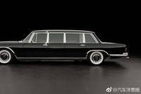值得珍藏!1969年复古风!一台价值567万的奔驰Pullman