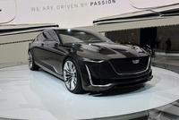 凯迪拉克全新车型曝光,造型更加运动,搭载超级智能驾驶系统