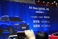 哈弗H6新增两款豪华版车型
