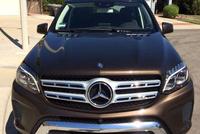 18款奔驰GLS450实用经济型SUV成功人士必备