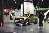 2018广州车展:新款柯迪亚克正式亮相