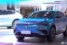国产电动汽车新贵族,ENOVATE天际ME7亮相广州车展!