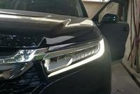 LED灯杀伤力太强 侧面太像兰博Urus 新提冠道两驱豪华版
