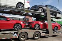 全新换代宝来装车运出,或11万起售配大尺寸收音机朗逸Plus笑了