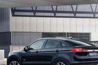 吉利版X6实车终于现身, 比博越更帅用1.5T三缸, 或名为星越
