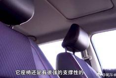 空间表现稍差,动力足够日常使用日产蓝鸟新车实测