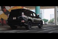 Vossen Hybrid Forged HF6-1 Wheel _ Lexus GX 460雷克萨斯GX460灵感
