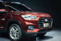 新北京现代ix35上市,起售不到12万