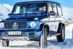2019奔驰G 350d