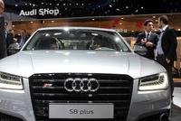 奥迪S8车系,造型经典,你喜欢吗?