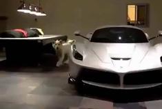 La Ferrari混动