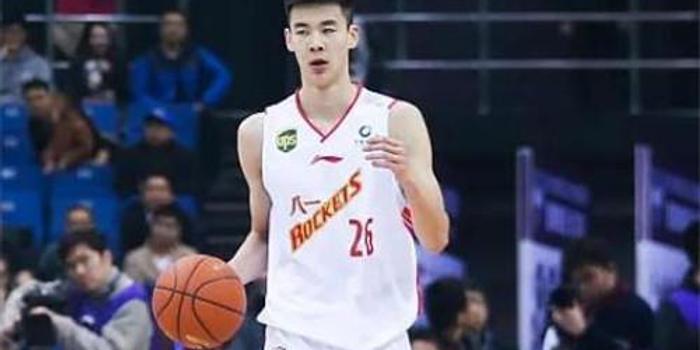男篮五大20岁以下新星 一人被称为中国杜兰特