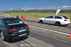 725HP奥迪RS6 C6 V10 BiTurbo w/ Akrapovic排气很暴躁!