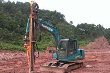 壹邑机械:不要看挖改钻机这样简单的小小机械,也存在着这些隐患