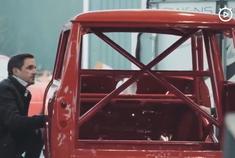 1964年的MINI Countryman翻新改装,参加第77届古德伍德比赛
