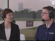 视频-沃尔沃中国公开赛董事会主席沈世闻做客新浪