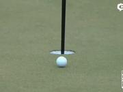 视频-向冠军靠近!科尔霍宁1号洞和5号洞长推抓鸟