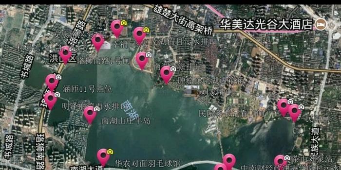 管网改造谋划不够而非投入不足 武汉南湖污水直排污染严重