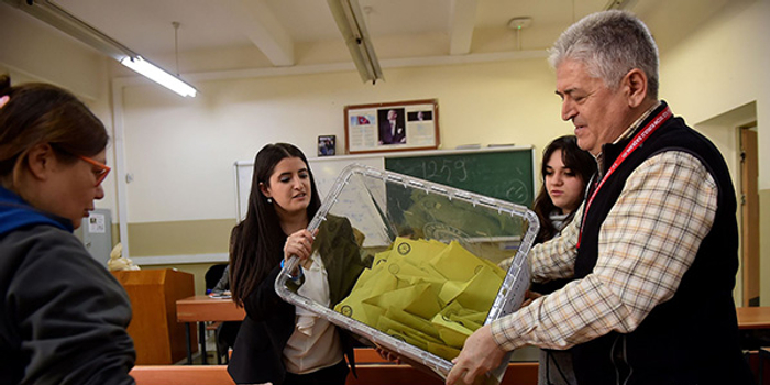 土耳其最高选举委:伊斯坦布尔市长选举结果无效