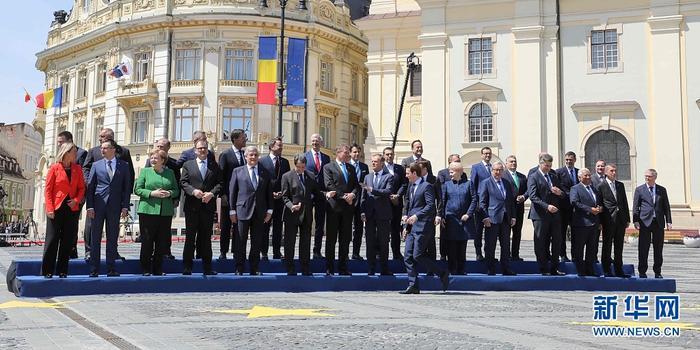勇士开拓者_欧盟领导人举行峰会 讨论英国脱欧后的未来路线