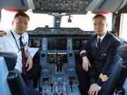 东航执行大兴机场试飞 参与机型机组人员是如何选