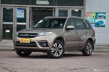 新车5.79万起 奇瑞瑞虎3哈尔滨地区促销