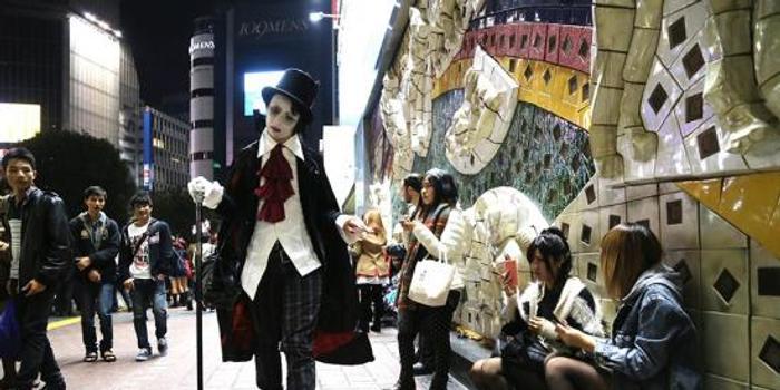 日本东京涩谷区拟制定条例禁止万圣节当街饮酒