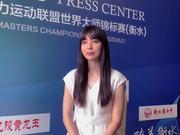 黑嘉嘉:才华胜过颜值 希望弘扬我们中国传统文化