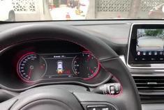 新一代KX5——后方交叉交通碰撞警告