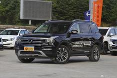 5月新浪报价 广汽传祺传祺GS8武汉最高降1.78万