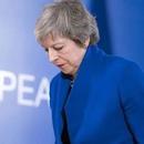 英媒爆料:英國首相特雷莎-梅打算不幹了
