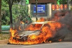容易引起汽车自燃的三大成因!车主们要注意了
