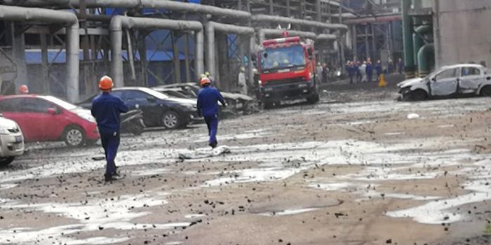 南昌方大特钢爆炸致1死9伤续:当地排查其他高炉隐患