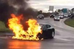 电动汽车自燃是概率事件?这个概率的原因是什么
