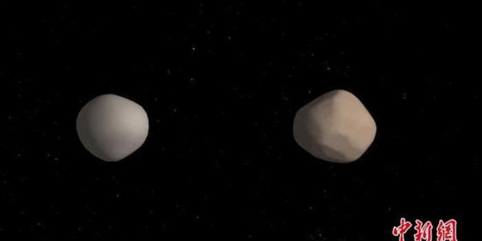 一颗近地小行星与地球擦身而过 距离322万公里
