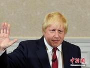 英保守党党魁争夺战提名期限将至 约翰逊呼声最高
