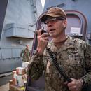 美國海軍:第五艦隊司令員確定死於自殺