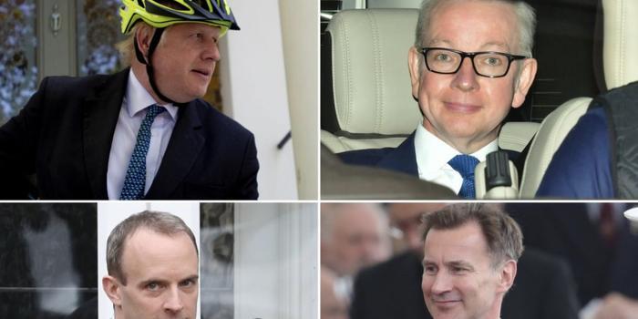 英国首相大位争夺战开始 两任外交大臣成热门