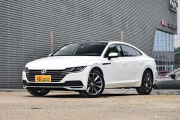 6月新车比价 一汽-大众CC深圳最高降2.22万