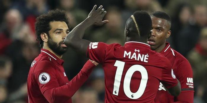 若会师非洲杯决赛 利物浦双子星可能无缘社区盾杯