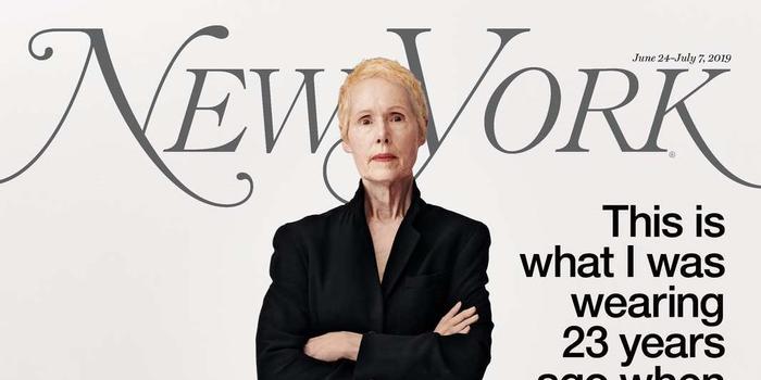美国专栏女作家卡罗尔发文指控:23年前曾遭特朗普性侵