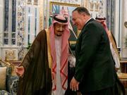 蓬佩奥突访中东会见两个关键盟友 欲组反伊朗联盟