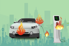 特斯拉蔚来比亚迪电动车接连自燃 工信部查安全隐患
