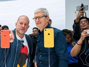 苹果首席设计官宣布离职!iPhone、iMac都是他的杰作