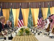 川普见沙特王储大赞 称沙特采购至少创造百万就业