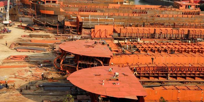 中国神船来了 南船北船拟重组将成市值最高造船公司